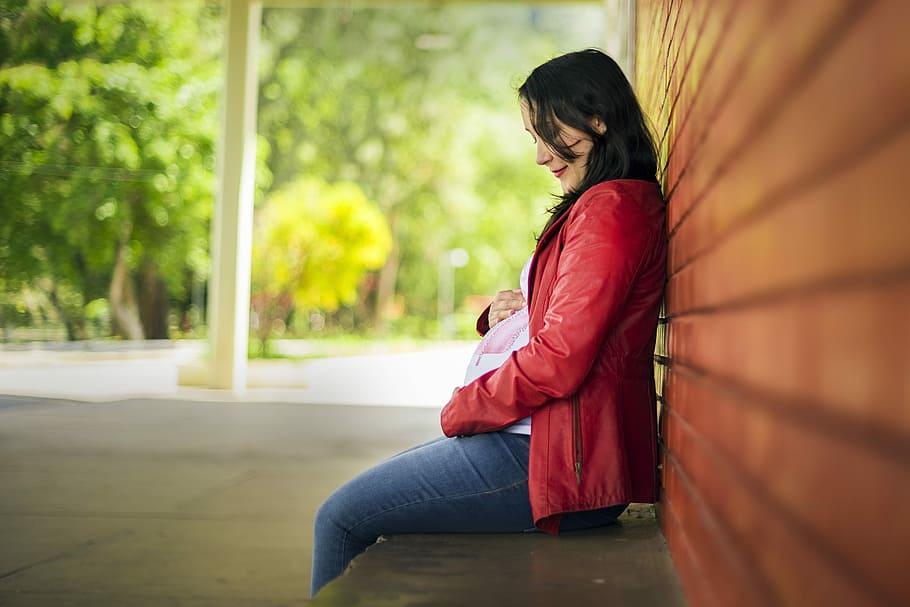 اعراض الحمل فى الشهر الثامن