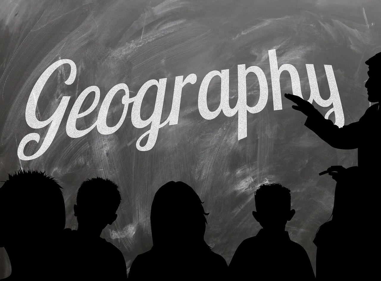 خطوات النهج الجغرافي