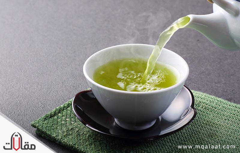 تعرف على 16 فائدة للشاي الأخضر