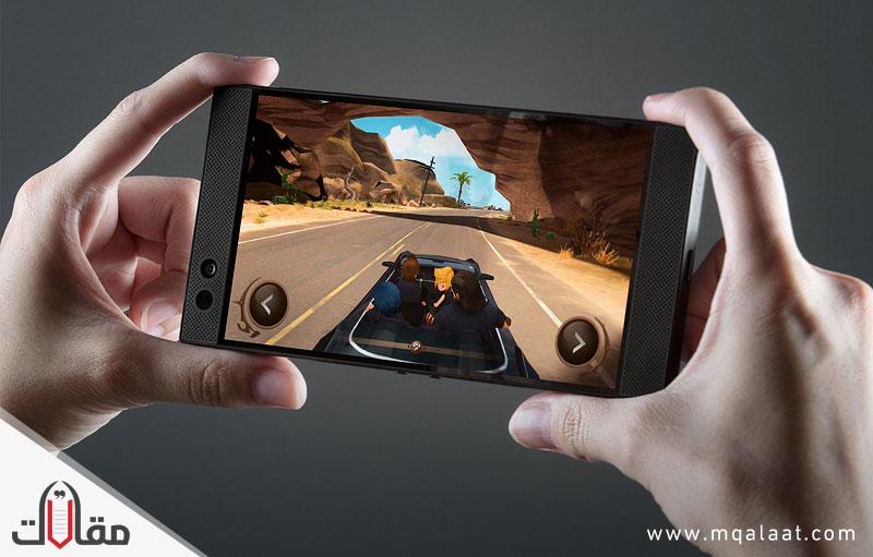 مراجعة هاتف Razer Phone لمحبي الألعاب
