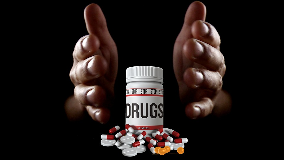 علاج المخدرات