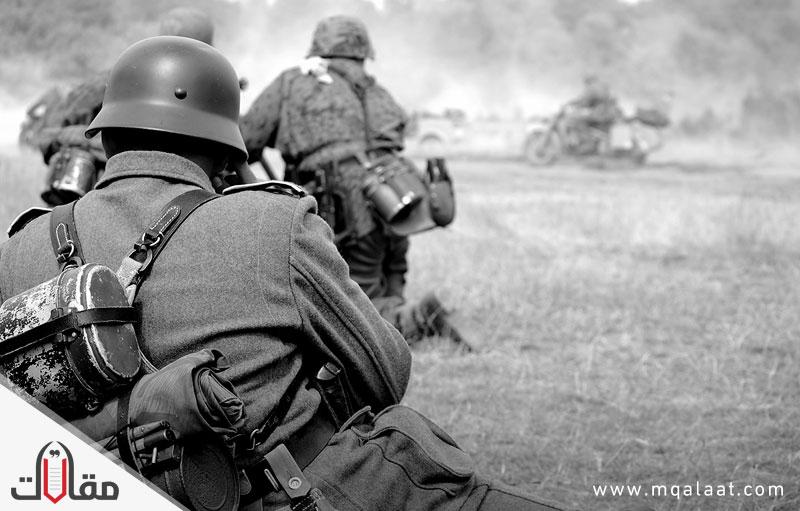 تاريخ الحرب العالمية الثانية