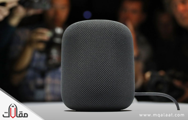 ما هو مكبر الصوت HomePod