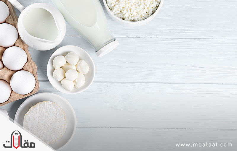 فوائد الكالسيوم