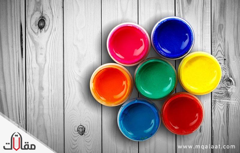 ما هي الألوان الأساسية