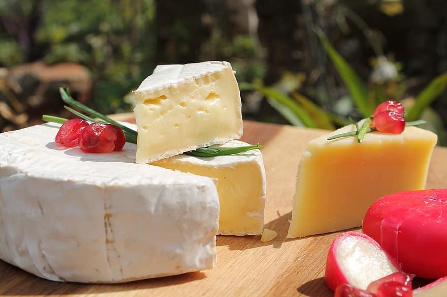 السعرات الحرارية في الجبن