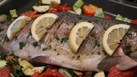 السعرات الحرارية في السمك