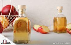 استعمالات خل التفاح