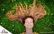 بدائل طبيعية لتنعيم الشعر