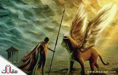 اسطورة اوديب الاغريقية