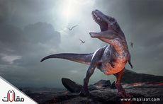 معلومات عن الديناصورات
