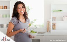 حكم صيام الحامل