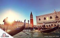 السياحة في ايطاليا البندقية