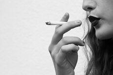 اثار التدخين على الحامل