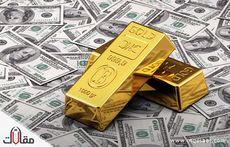 انفصال الذهب عن الدولار