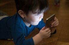 اضرار الهاتف النقال على الاطفال