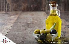 انواع زيت الزيتون