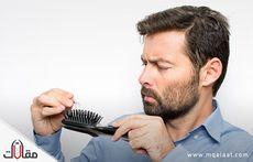 أسباب تساقط الشعر وعلاجه