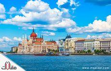 أين تقع بودابست