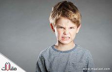 التعامل مع الطفل العصبي