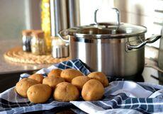 السعرات الحرارية في البطاطس المسلوقة