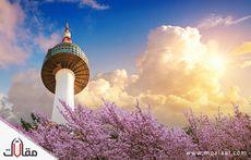 السياحة في كوريا