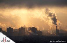 انواع تلوث البيئة