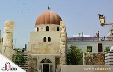 اين يوجد قبر صلاح الدين الايوبي