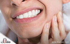 علاج ورم الاسنان
