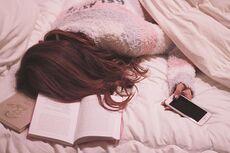 اضرار الهاتف اثناء النوم