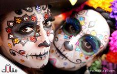 مهرجان يوم الموت في المكسيك