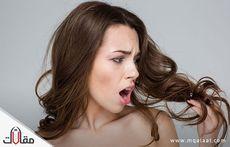علاج تساقط شعر