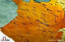اين تقع فرنسا
