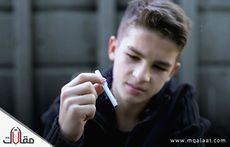 بحث اضرار التدخين