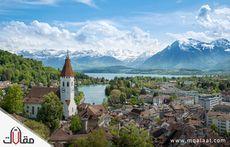 اكبر مدينة في سويسرا