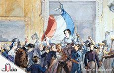 الثورة الفرنسية اسبابها ونتائجها