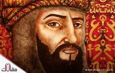 صلاح الدين الايوبي في معركة حطين