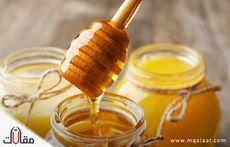 السعرات الحرارية في العسل