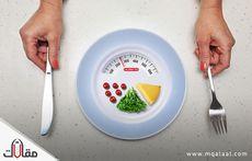 السعرات الحرارية في الطعام