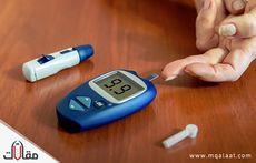 اعراض السكري