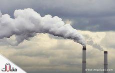 تلوث البيئة بالدخان