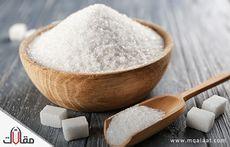 السعرات الحرارية في السكر