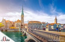 اكبر مدن سويسرا